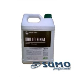 Brillo final antiestático