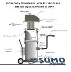 FLY-VAC GLASS